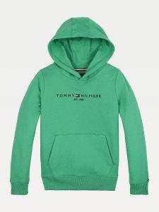 tommy-hilfiger-childrenswear-collegehuppari-essential-hoodie-ruohonvihrea-1
