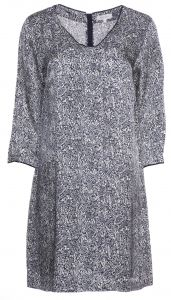 Part Two Mekko, Glanni Dress Sininen Kuosi