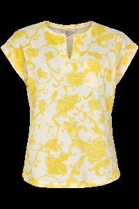 Part Two Naisten T-paita, Kedita Keltainen Kuosi
