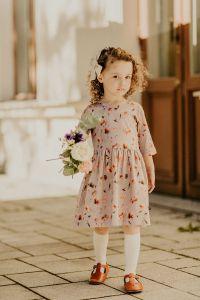 kaiko-lasten-mekko-dress-3-4-sl-poppy-field-beige-kuosi-1