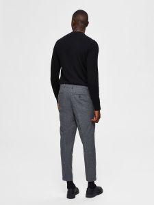 selected-miesten-housut-tapered-pants-harmaa-kuosi-2