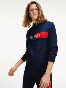 tommy-hilfiger-miesten-collegepusero-intarsia-sweatshirt-tummansininen-1