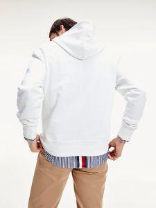 tommy-hilfiger-miesten-huppari-icon-hoody-valkoinen-1