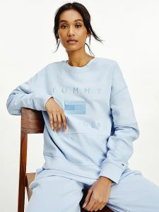 tommy-hilfiger-naisten-collegepaita-relaxed-tonal-sweatshirt-vaaleansininen-1
