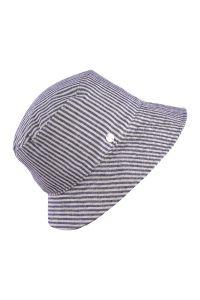 kn-collection-naisten-hattu-alma-raidallinen-sininen-1
