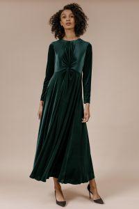 andiata-naisten-juhlamekko-kitte-k-dress-tummanvihrea-1