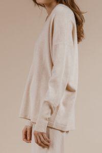 andiata-naisten-neule-ameda-knit-vaalea-beige-2