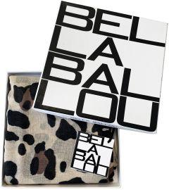 bella-balou-leo-print-huivi-beige-kuosi-1