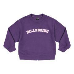 billebeino-lasten-collegepaita-cozy-tribe-sweatshirt-liila-1