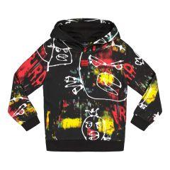 billebeino-lasten-huppari-art-birds-hoodie-musta-kuosi-1