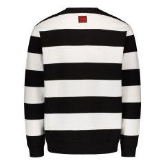 billebeino-miesten-collegepaita-striped-sweatshirt-raidallinen-musta-2