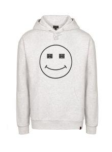 billebeino-miesten-huppari-smiley-hoodie-vaaleanharmaa-1