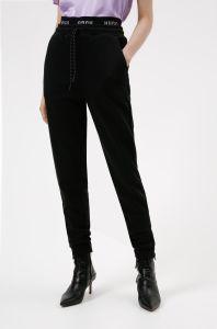 boss-woman-naisten-housut-nintje-sweatpant-musta-1
