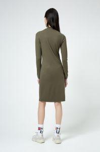 boss-woman-naisten-mekko-dassy-dress-armeijanvihrea-2