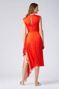 boss-woman-naisten-mekko-dewy-kirkkaanpunainen-2