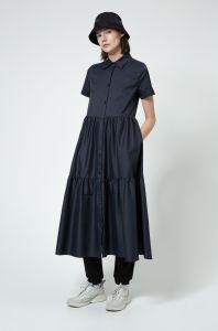 boss-woman-naisten-mekko-ennish-dress-tummansininen-2