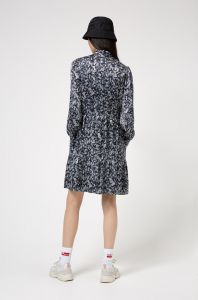 boss-woman-naisten-mekko-klavias-dress-sininen-kuosi-2