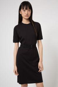 boss-woman-naisten-t-paitamekko-degumi-dress-musta-1