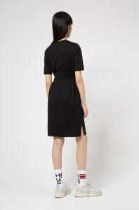 boss-woman-naisten-t-paitamekko-degumi-dress-musta-2