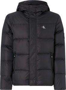 calvin-klein-jeans-miesten-puffertakki-hooded-down-puffer-jacket-musta-1