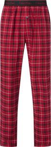 calvin-klein-miesten-pyjamahousut-sleep-pant-punainen-ruutu-1