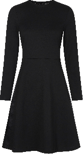 calvin-klein-naisten-mekko-recycled-milano-dress-musta-1