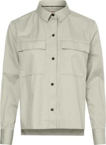 calvin-klein-naisten-paita-silky-touch-cotton-pocket-shirt-vaalea-beige-1
