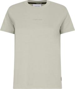 calvin-klein-naisten-t-paita-mini-calvin-klein-t-shirt-vaalea-beige-1