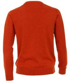 casa-moda-miesten-neule-pima-cotton-oranssi-2