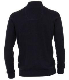 casa-moda-miesten-neuletakki-pima-cotton-tummansininen-2