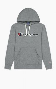 champion-huppari-hooded-sweatshirt-tummanharmaa-1