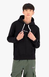 champion-miesten-huppari-hooded-sweatshirt-musta-1