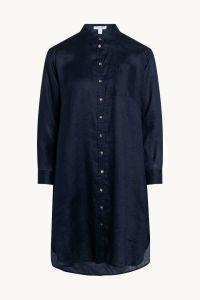 claire-naisten-paitamekko-damla-dress-tummansininen-1