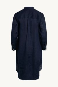 claire-naisten-paitamekko-damla-dress-tummansininen-2