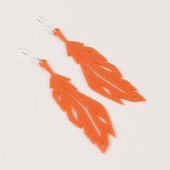 coruu-korvakorut-feather-korvaokru-small-oranssi-1