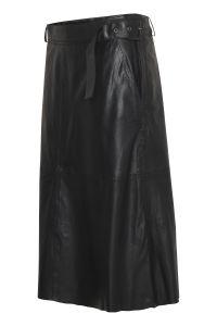 culture-naisen-hame-alina-leather-skirt-musta-2