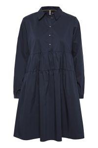 culture-naisten-mekko-antoniett-dress-tummansininen-1