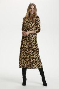 culture-naisten-mekko-carrie-dress-ruskea-kuosi-1