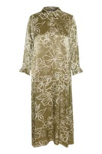 culture-naisten-mekko-emily-dress-vihrea-kuosi-1