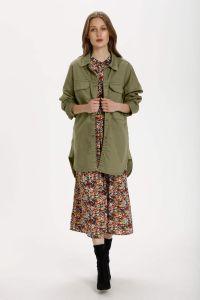 culture-naisten-takki-adelena-shirt-jacket-armeijanvihrea-1