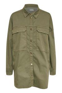 culture-naisten-takki-adelena-shirt-jacket-armeijanvihrea-2