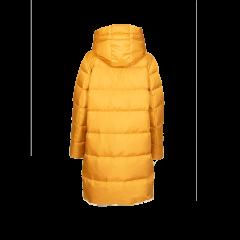 dixi-coat-flare-vanutakki-solarball-95cm-kirkkaankeltainen-2