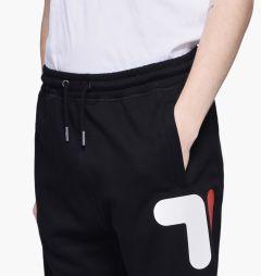 fila-miesten-collegehousut-pure-basic-pants-musta-2