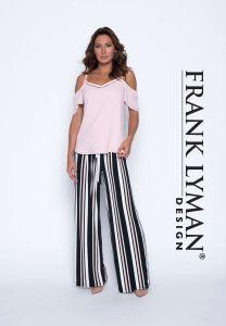 frank-lyman-naisten-housut-raita-monivariraita-1
