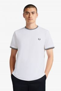 fred-perry-miesten-t-paita-twin-tipped-valkoinen-1