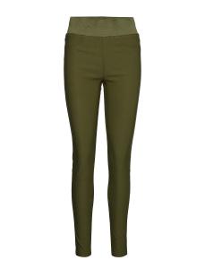 freequent-naisten-housut-shantal-power-pants-khaki-1