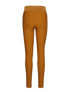 freequent-naisten-housut-shantal-power-pants-sinapinkeltainen-2