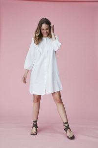freequent-naisten-mekko-emili-sh-dress-valkoinen-1