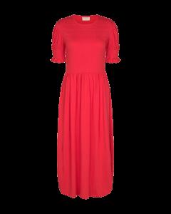 freequent-naisten-mekko-fini-dress-kirkkaanpunainen-1