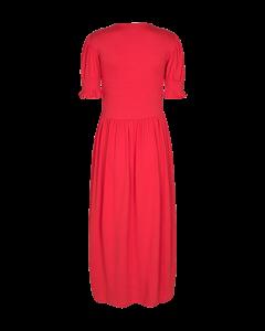 freequent-naisten-mekko-fini-dress-kirkkaanpunainen-2